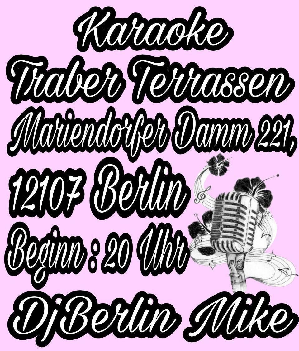 Karaoke mit DJ Mike