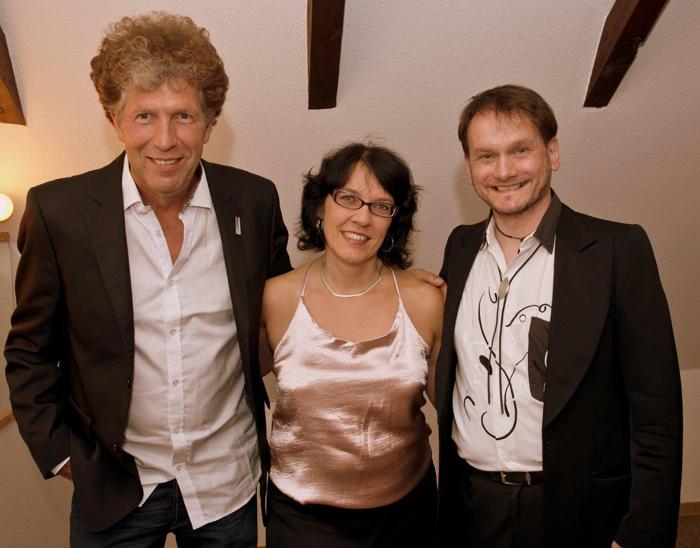 C.C. Adams Trio